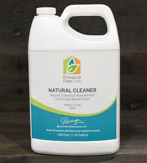 Provenza Natural Cleaner for Oil Finish Hardwood Floors (1 Gallon Refill)