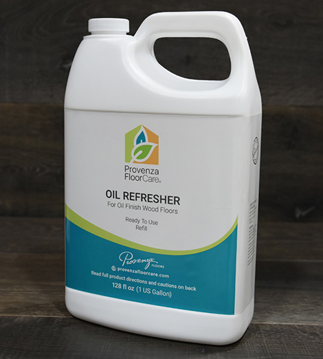 Provenza Oil Refresher for Oil Finish Hardwood Floors (1 Gallon Refill)